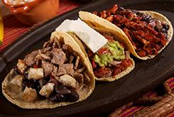 Stew Tacos. tacos de Guisado